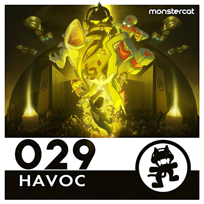 Monstercat 029 - Havoc [2016]
