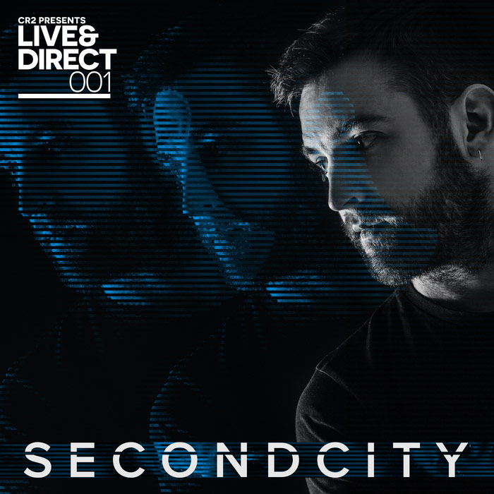 Cr2 Live & Direct Presents Secondcity (unmixed tracks) [2017]