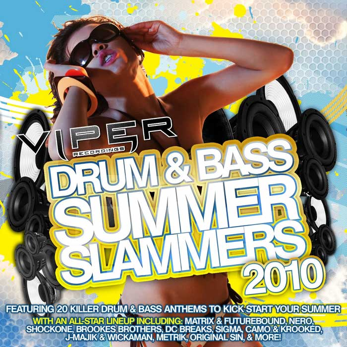 Drum & Bass Summer Slammers 2010 (unmixed tracks) [2010]