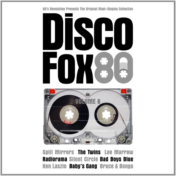The Original Maxi-Singles Collection: Disco Fox 80 (Vol. 6) [2016]