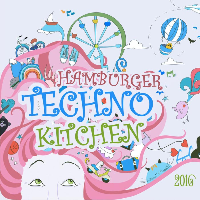 Hamburger Techno Kitchen 2016 [2017]