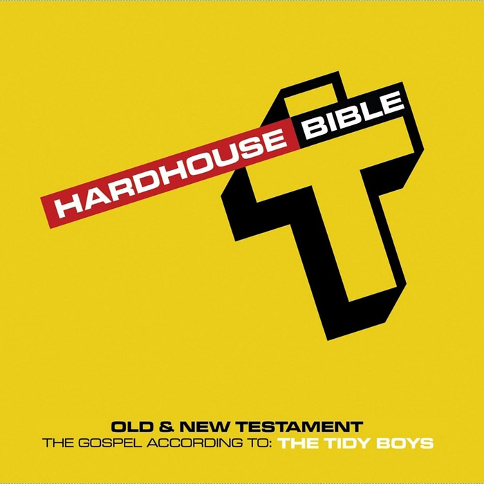 The Hard House Bible (unmixed tracks) [2011]