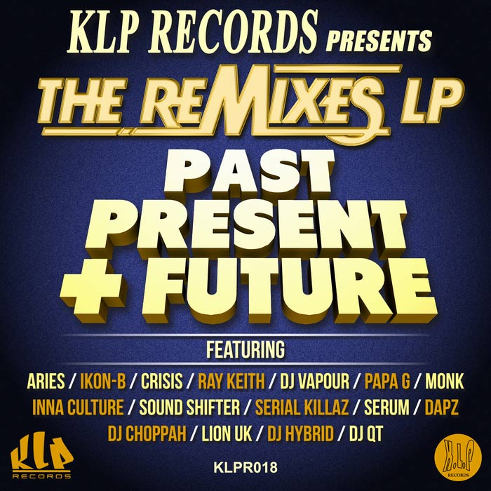 Klp Records Presents The Remixes LP Past, Present & Future [2017]
