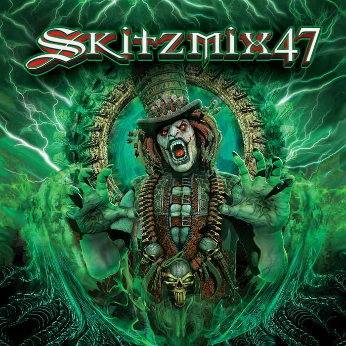 Skitzmix 47 (World Edition) [2014]