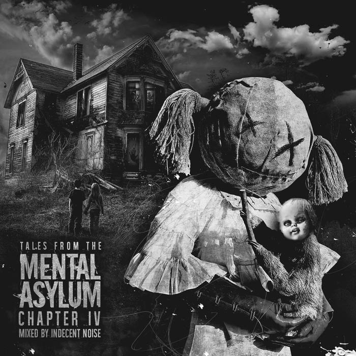 Tales From The Mental Asylum Chapter IV (unmixed tracks) [2017]