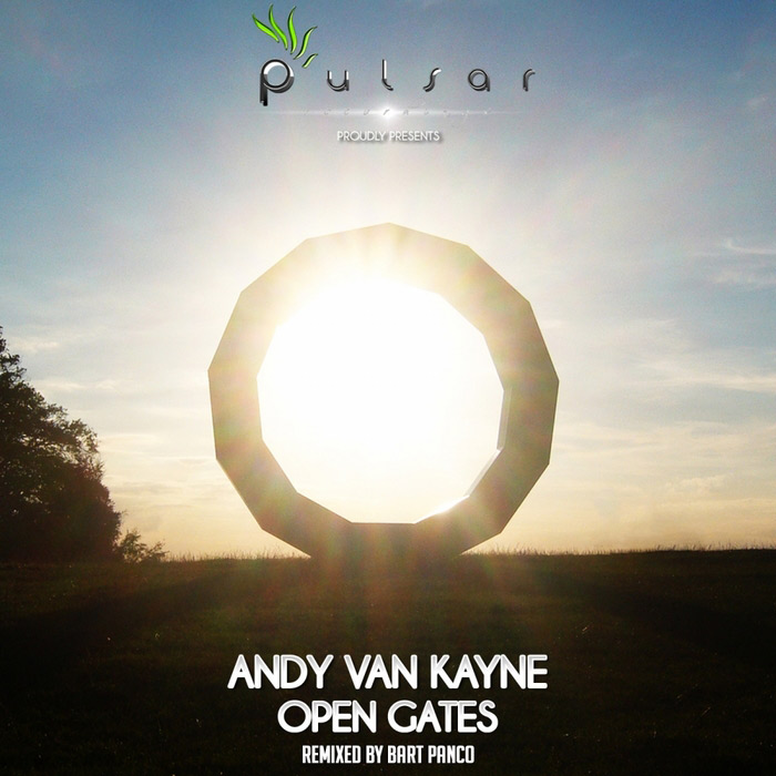 Andy Van Kayne - Open Gates [2013]