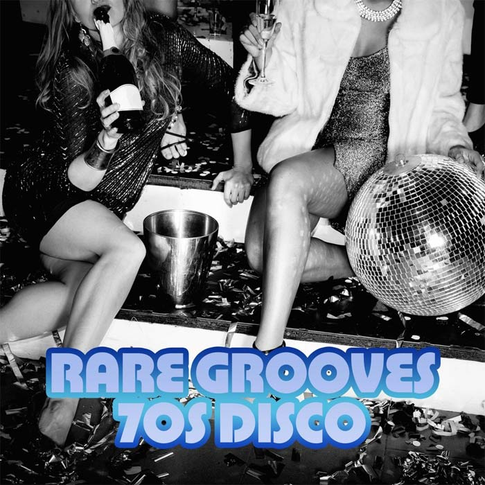 Rare Grooves 70s Disco [2016]