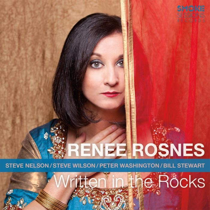 Renee Rosnes - Written In The Rocks [2016]