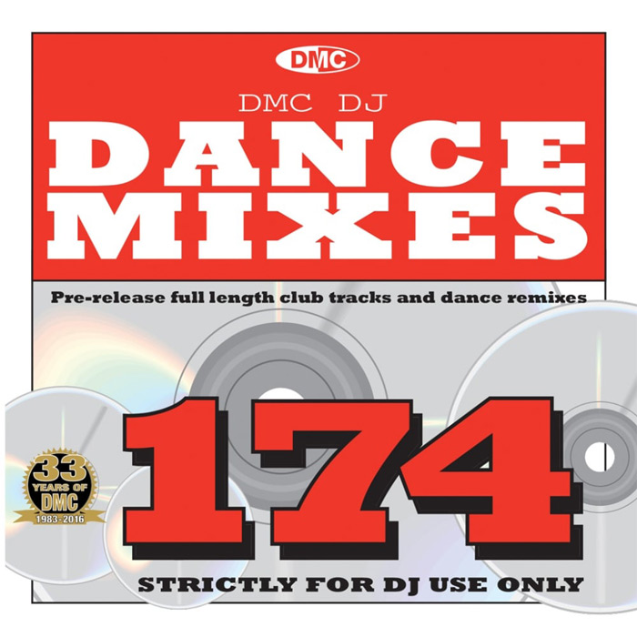 DMC Dance Mixes 174 (Strictly DJ Only) [2016]