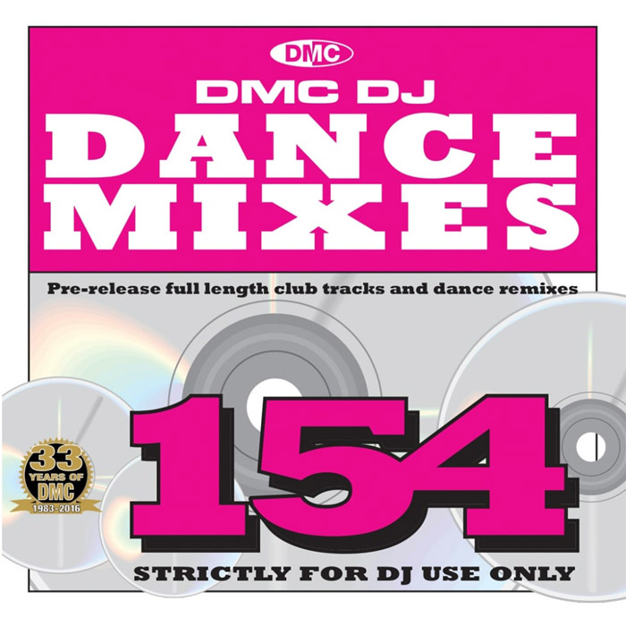 DMC Dance Mixes 154 (Strictly DJ Only) [2016]