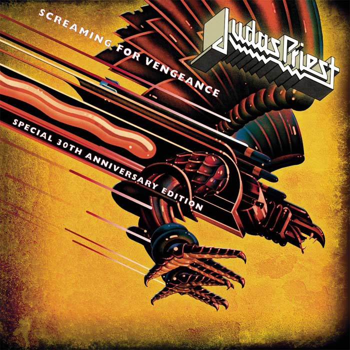 Judas Priest - Screaming For Vengeance (Special 30th Anniversary Edition) [1982]
