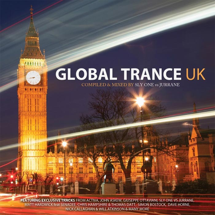 Global Trance UK (Compiled And Mixed By Sly One Vs Jurrane) [2011]