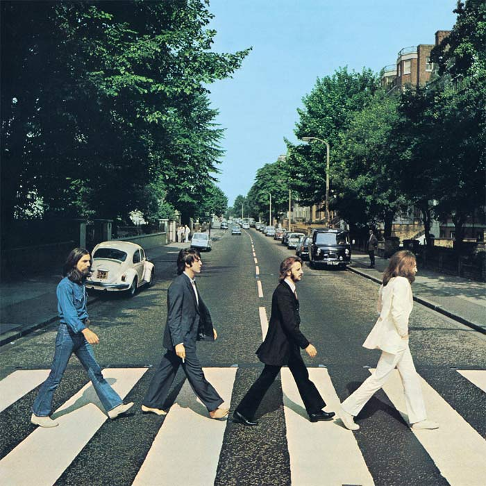 The Beatles - Abbey Road [1969]