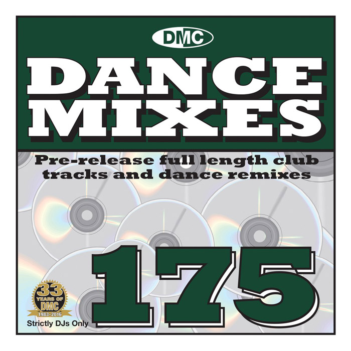 DMC Dance Mixes 175 (Strictly DJ Only) [2017]