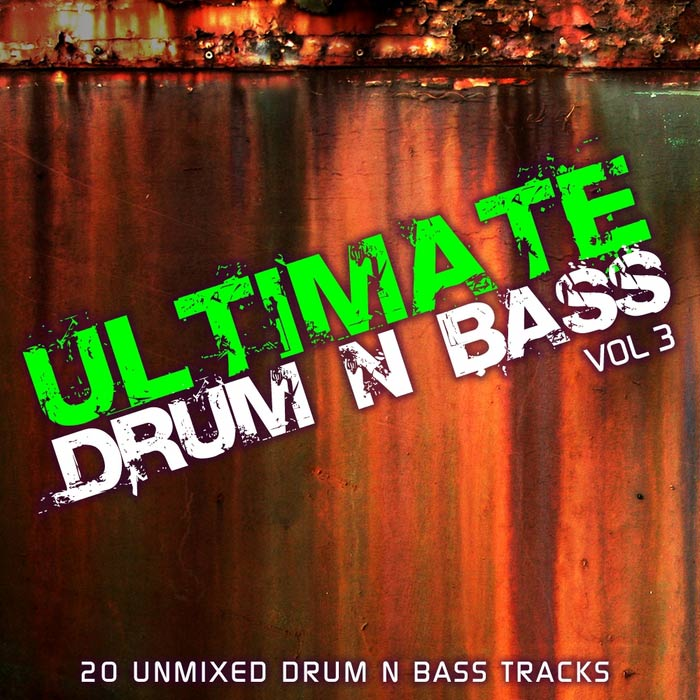 Ultimate Drum & Bass (Vol. 3) [2012]