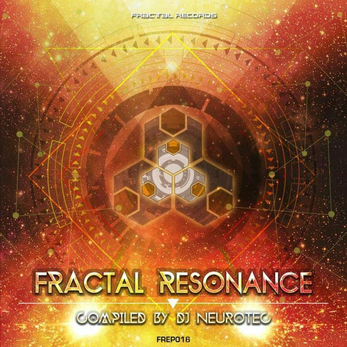 Fractal Resonance (Compiled By DJ Neurotec)