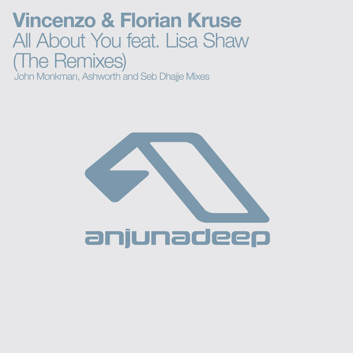 Vincenzo & Florian Kruse feat. Lisa Shaw - All About You (remixes) [2014]