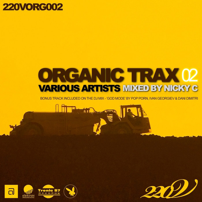 Organic Trax: Vol. 02 (mixed by Nicky C) (unmixed tracks) [2010]
