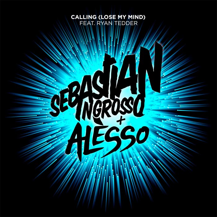 Sebastian Ingrosso & Alesso feat. Ryan Tedder - Calling (Lose My Mind) [2012]