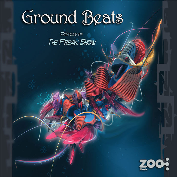Ground Beats: Compiled By The Freak Show [2010]