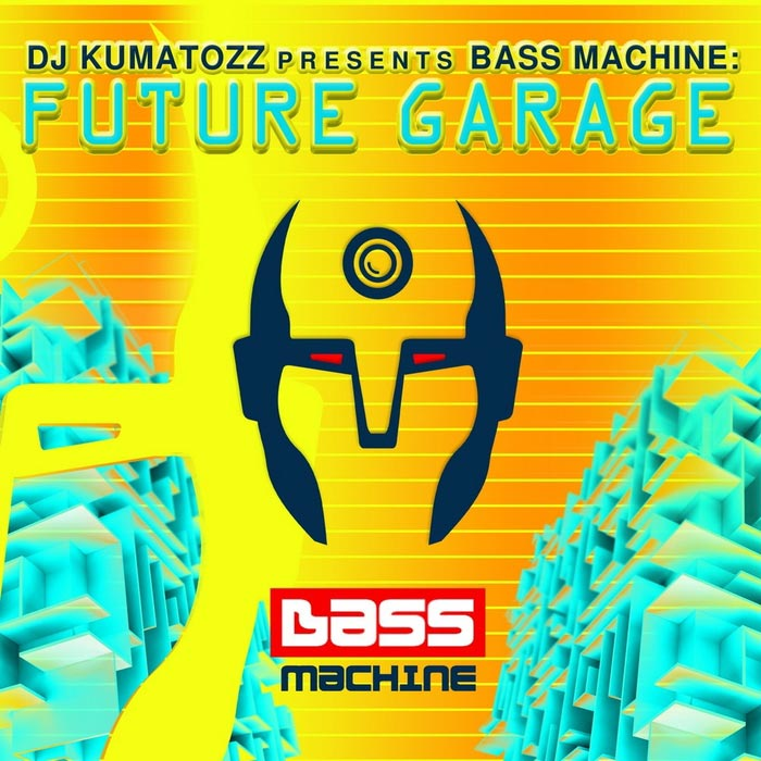 DJ Kumatozz Presents Bass Machine: Future Garage (unmixed tracks) [2011]