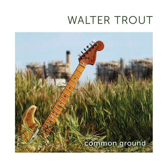 Walter Trout - Common Ground [2010]