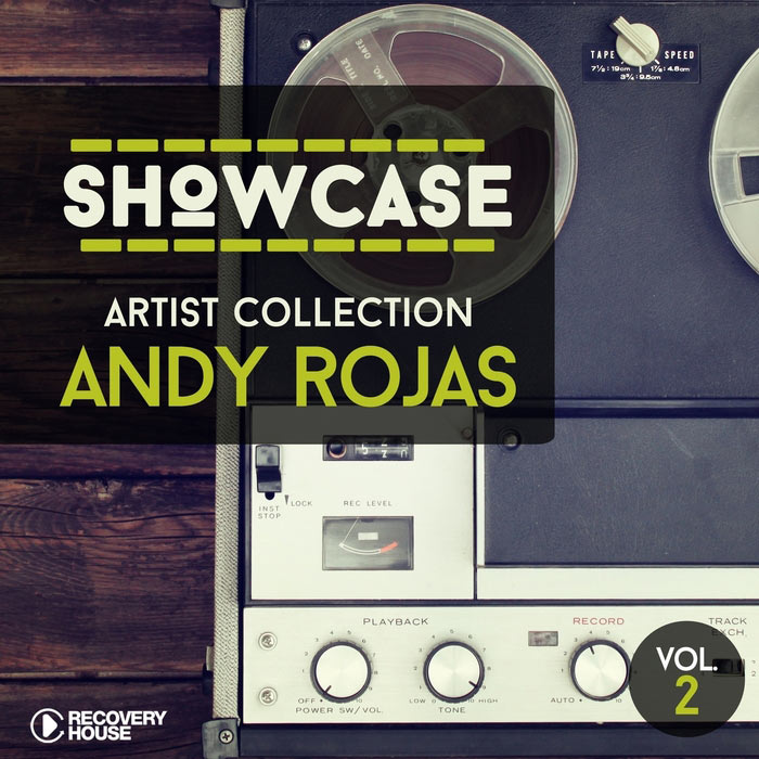 Showcase: Artist Collection Andy Rojas (Vol. 2) [2016]