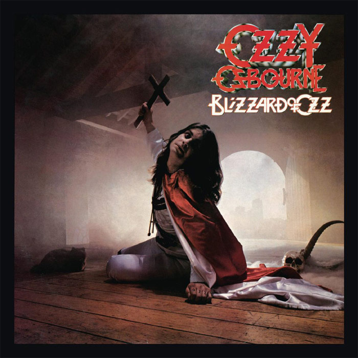 Ozzy Osbourne - Blizzard Of Ozz (Expanded Edition) [1980]