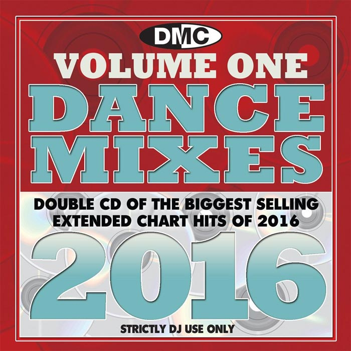 DMC Dance Mixes 2016 Vol. 1 (Strictly DJ Only) [2017]