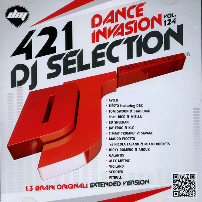 DJ Selection 421: Dance Invasion (Vol. 124) [2015]