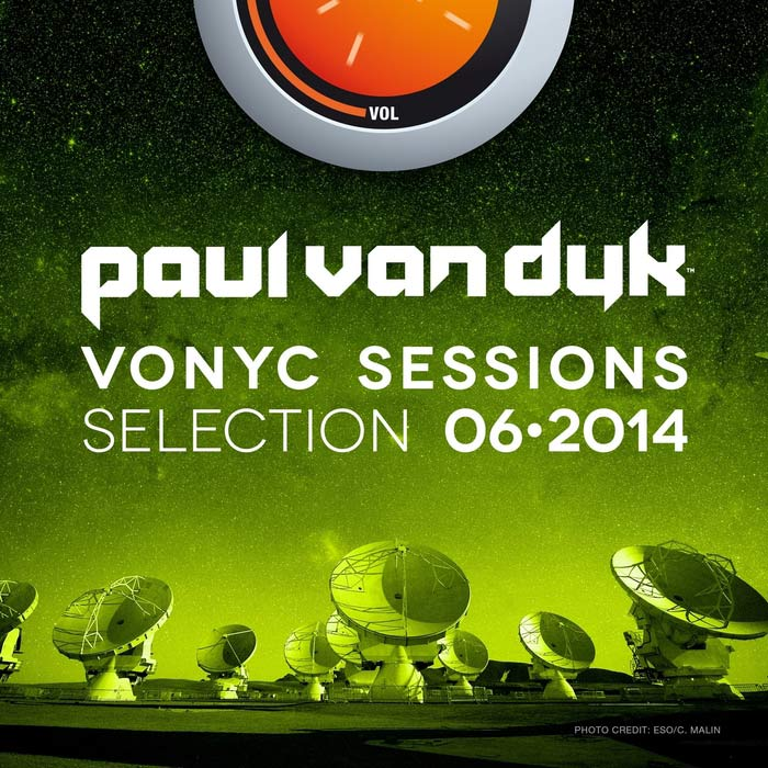 Paul Van Dyk: VONYC Sessions Selection 06-2014 [2014]