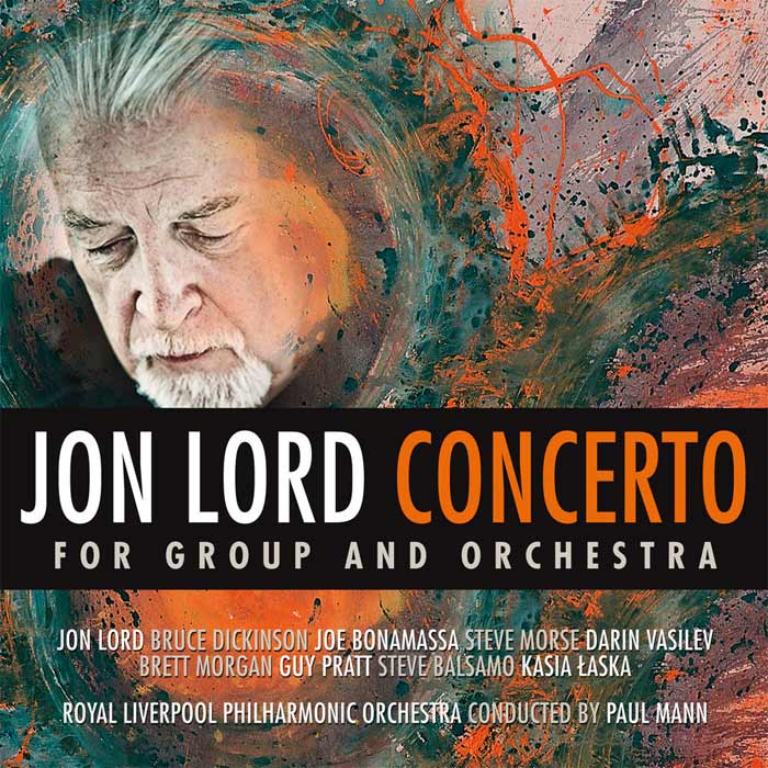 Jon Lord - Concerto For Group And Orchestra [2012]