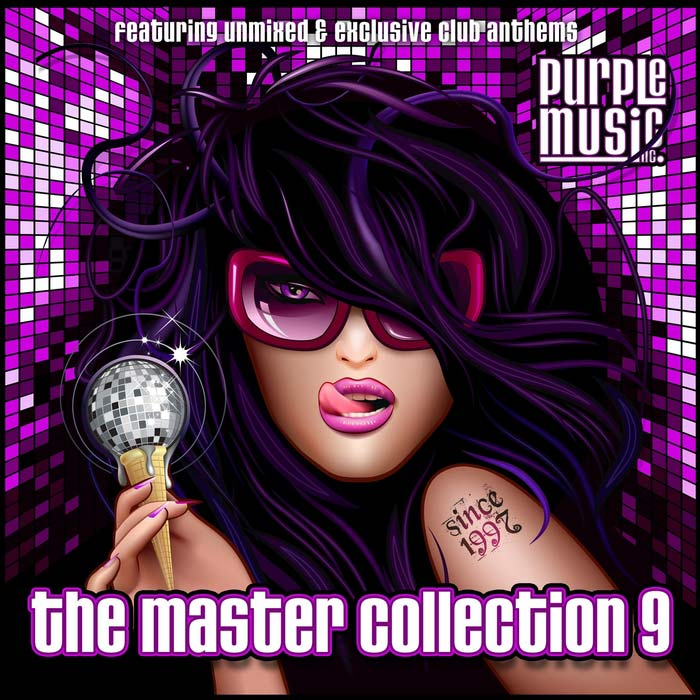 Purple Music: The Master Collection 9 [2013]