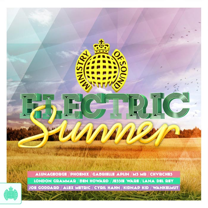 Electric Summer (Ministry Of Sound) [2013]