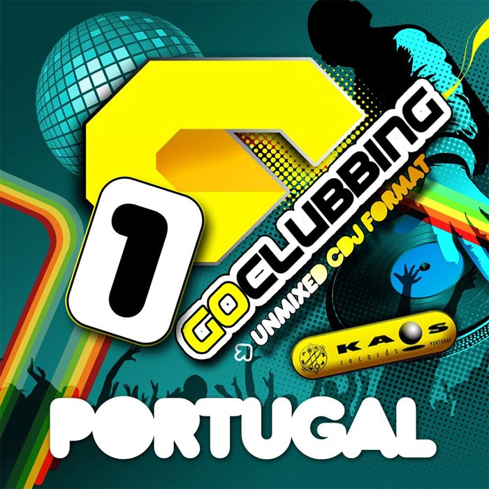 Go Clubbing Portugal (Vol. 1) [2010]