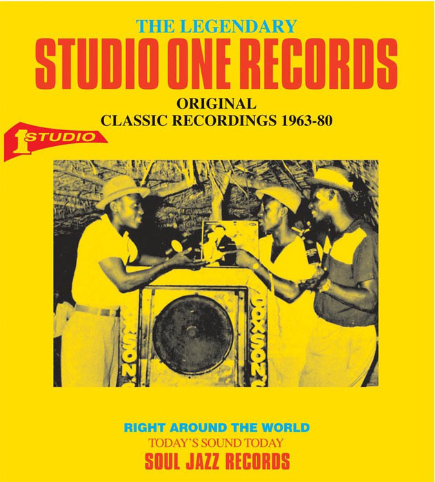 Soul Jazz Records Presents The Legendary Studio One Records (Original Classic Recordings 1963-80) [2017]