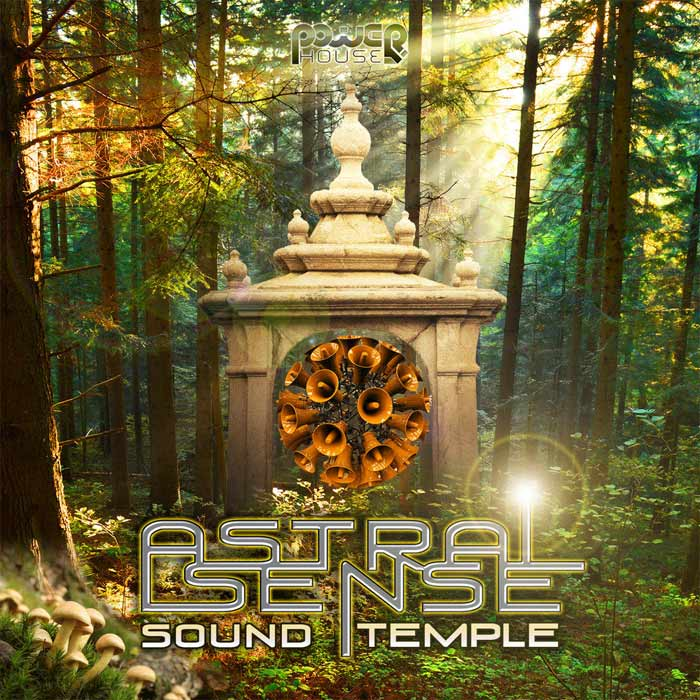 Astral Sense - Sound Temple [2015]