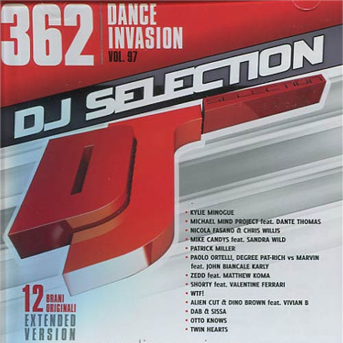 DJ Selection 362: Dance Invasion (Vol. 97) [2012]