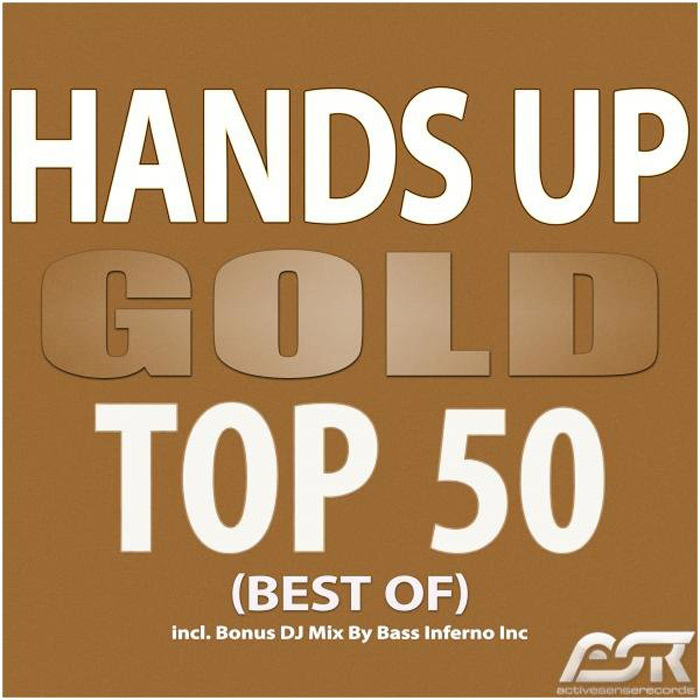 Hands Up Gold Top 50 (Best Of) [2015]