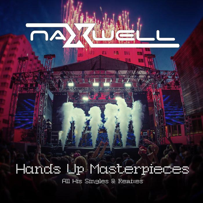 Hands Up Masterpieces: All His Singles & Remixes [2016]