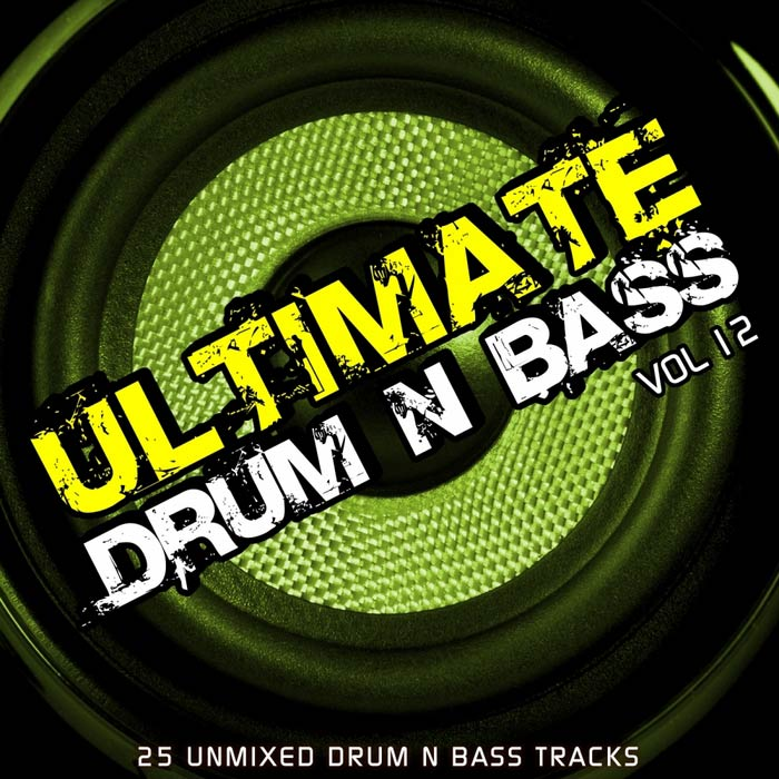 Ultimate Drum & Bass (Vol. 12) [2012]