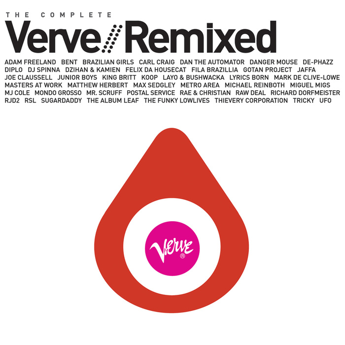 The Complete Verve Remixed (Deluxe Edition) [2017]