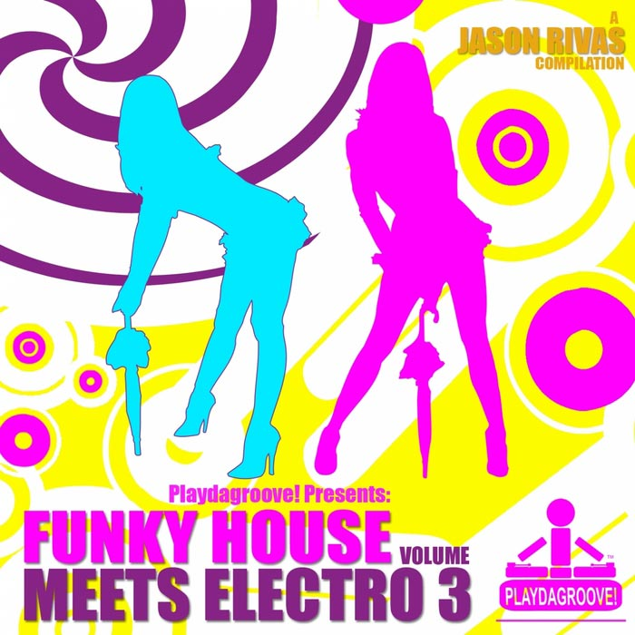 Jason Rivas & Hot Pool - Funky House Meets Electro (Vol. 3) [2010]