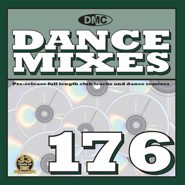 DMC Dance Mixes 176 (Strictly DJ Only) [2017]
