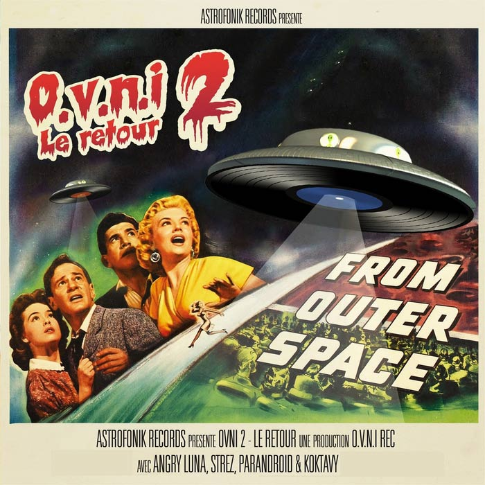 O.v.n.i Le Retour 2: From Outer Space [2013]