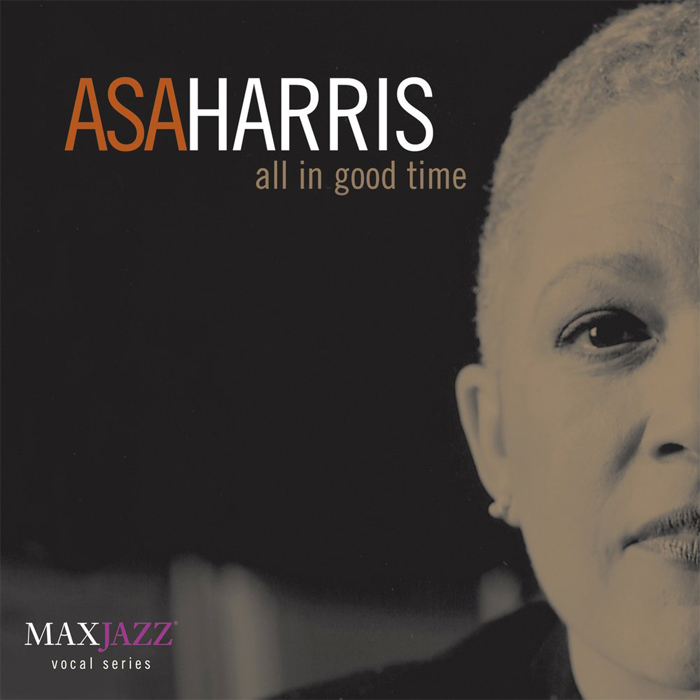 Asa Harris - All In Good Time [1999]