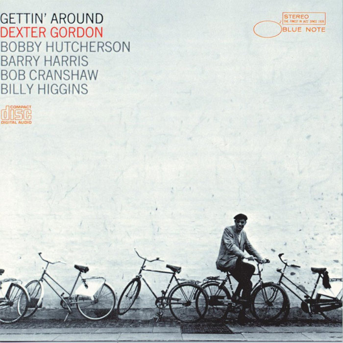 Dexter Gordon - Gettin' Around [1965]