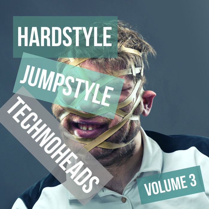 Hardstyle Jumpstyle Techno Heads (Vol. 3) [2017]