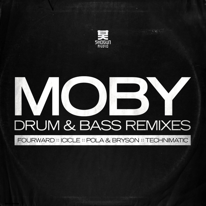 Moby - The Drum & Bass Remixes [2017]