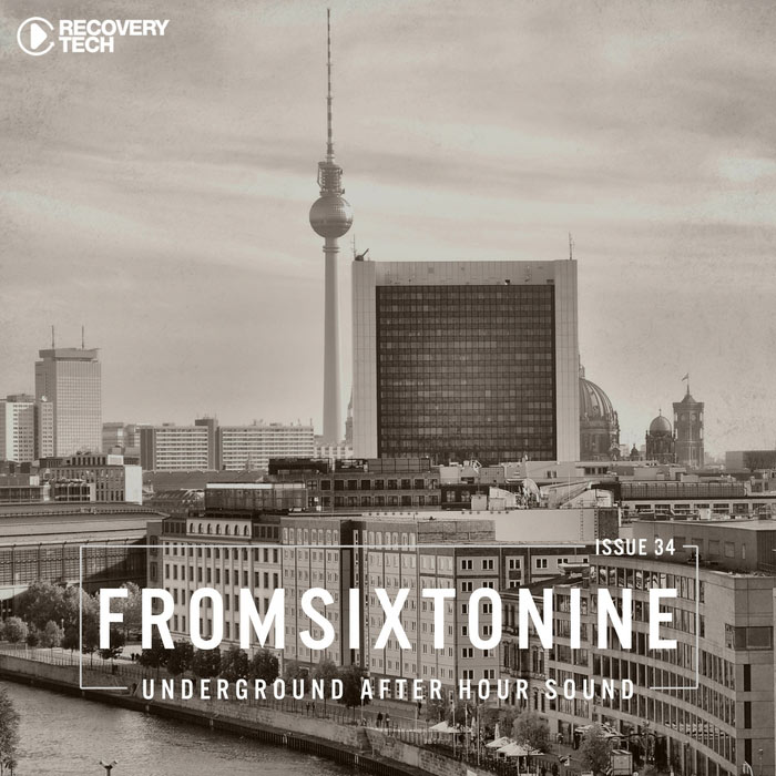 FromSixToNine Issue 34 (Underground After Hour Sound) [2017]